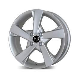 FR design 377/01 6.5x16/4x100 ET40 D73.1 Silver