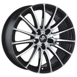 Fondmetal 7800 8x18/5x108 ET48 D67 Black polished