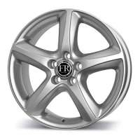 FR replica TY551 6,5x16 / 5x114,3 ET45 DIA 60,1 Silver