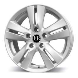 FR replica HND561 6.5x15/5x114.3 ET47 D67.1 Silver