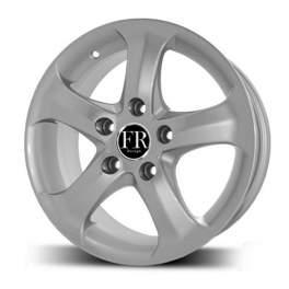 FR replica HND220 6.5x15/5x114.3 ET47 D67.1 Silver