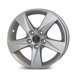 FR replica HND608 6.5x16/5x114.3 ET50 D67.1 Silver