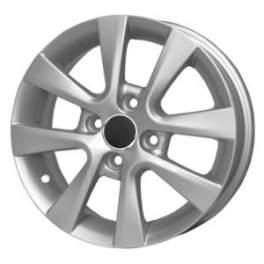 FR replica KI622 5.5x14/4x100 ET45 D56.1 Silver