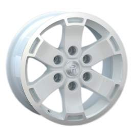 Replay MZ31 7x16/6x139.7 ET10 D93.1 White