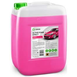 Активная пена GRASS «Active Foam Effect» Эффект снежных хлопьев, 6 кг.