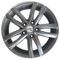 LegeArtis Optima VW141 6.5x16/5x112 ET42 D57.1 Sil