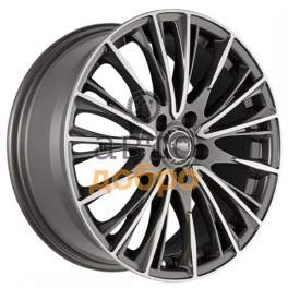 Advanti ASK26 7x17/5x114.3 ET40 D66.1 GMFP