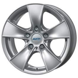 Alutec E 8.5x18/5x120 ET45 D76.1 Polar Silver