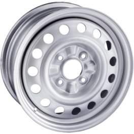 Trebl 5155 5x14/4x100 ET45 D54,1 Silver