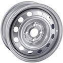 Trebl 53A45R 5,5x14/4x100 ET45 D54,1 Silver