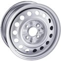Trebl 8114 6x15/4x100 ET48 D54,1 Silver