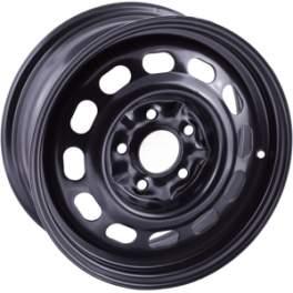 Trebl 8000 6x15/5x100 ET43 D57,1 Black