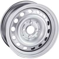 TREBL 64C18F 6x15/4x108 ET18 D65,1 silver