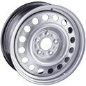 TREBL X40009 6,5x16/5x114,3 ET41 D67,1 silver