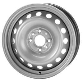 Trebl 4375 5x13/4x100 ET46 D54,1 Silver