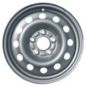 Trebl 7970 6x15/4x114,3 ET49 D56,6 Silver