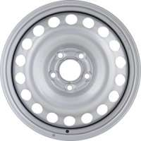 Trebl 9053 6,5x16/5x120 ET62 D65,1 Silver