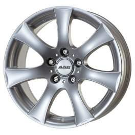 Alutec V6 7x16/5x120 ET20 D76.1 Polar Silver