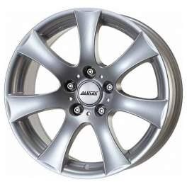 Alutec V8 8.5x18/5x120 ET14 D76.1 Polar Silver