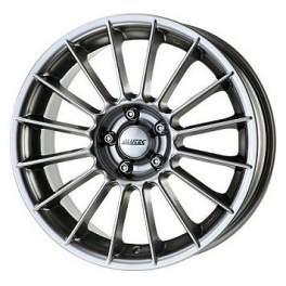 Alutec Zero5 7x15/4x100 ET37 D63.3 High Perfomance Silver