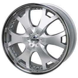 Antera 361 9.5x20/5x150 ET35 D110.1 Silver
