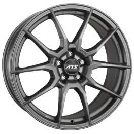 ATS Racelight Grau 8.5x19/5x130 ET49 D71.6 Racing Grau Lackiert