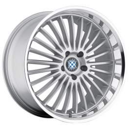 Beyern Multi 8x17/5x120 ET15 D74 Silver