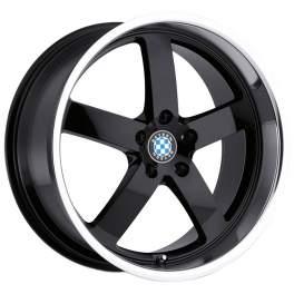 Beyern Rapp 8.5x18/5x120 ET40 D72 Gloss Black