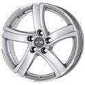 Alutec Shark 7x17/4x100 ET40 D63.3 Sterling Silver