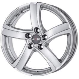 Alutec Shark 8x18/5x114.3 ET45 D70.1 Sterling Silver