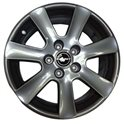 Borbet CA 7x16/5x114.3 ET40 D72.5 Metal Grey