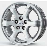 Alutec Leon 8x18/5x112 ET35 D76.1 Sterling Silver