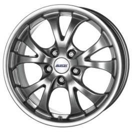 Alutec Nitro 8x18/5x120 ET20 D76.1 Sterling Silver