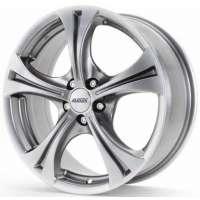 Alutec Storm 8x18/5x100 ET35 D63.3 Sterling Silver