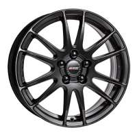 Alutec Monstr 8.5x18/5x114.3 ET40 D70.1 Racing Black