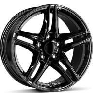 Borbet XRT 8.5x19/5x120 ET35 D72.5 Black glossy