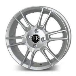 FR design 181/01 5.5x15/4x100 ET40 D60.1 Silver