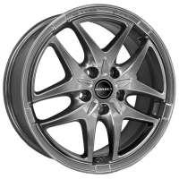 Borbet Xb 7x17/5x112 ET54 D57.1 Metal Grey