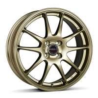 Borbet RS 7,5x18 / 5x100 ET38 DIA57,1 Bronze matt
