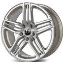 FR design 963/01 7x17/5x112 ET40 D57.1 Silver