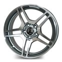 FR replica MB5010 7.5x16/5x112 ET35 D66.6 MG