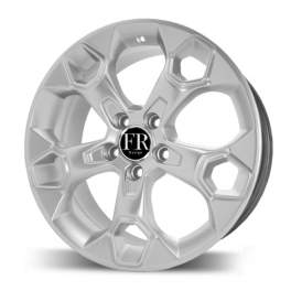 FR replica FD653 6.5x16/5x108 ET50 D63.4 Silver
