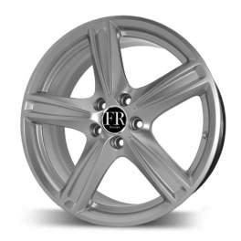 FR replica V5671 7.5x18/5x108 ET47 D63.4 Silver