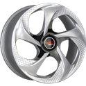 LegeArtis Concept-MB502 8.5x18/5x112 ET43 D66.6 Sil