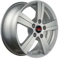 LegeArtis Optima FT15 6.5x16/5x130 ET68 D78.1 Sil