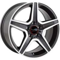 LegeArtis Optima MB75 8x17/5x112 ET48 D66.6 BKF