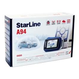 Сигнализация с автозапуском StarLine A94 2CAN GSM 2SLAVE