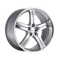 Lumarai Morro 8x18/5x114.3 ET37 D60.1 Silver