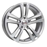 MAK Bimmer 8x18/5x120 ET38 D72.6 Silver
