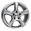 MAK Scorpio 8x17/5x112 ET30 D76 Silver GG